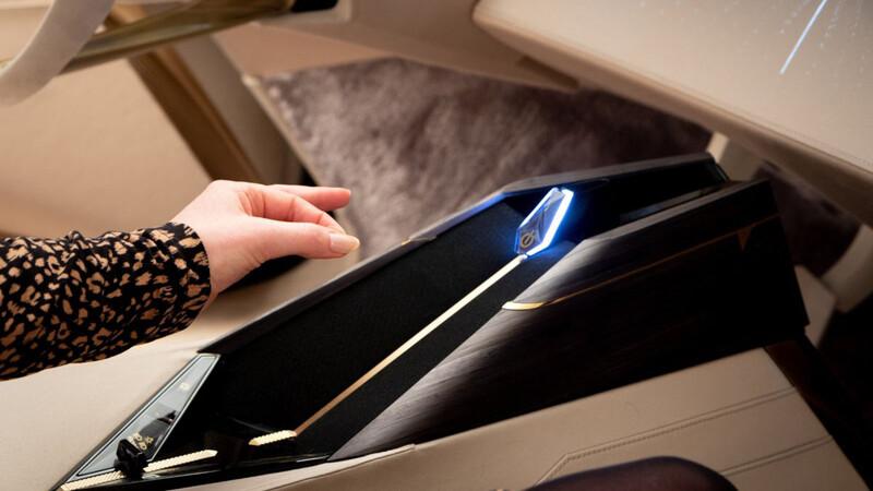 DS Automobiles detalla el funcionamiento de sus nuevos controles sensoriales hápticos
