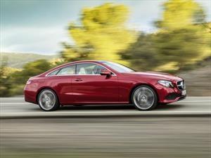 Nuevo Mercedes-Benz Clase E Coupé
