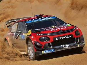 WRC 2019: Ogier y Citroën repiten en México