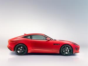 Jaguar F-Type Coupé 2015 llega a México desde $89,900 USD