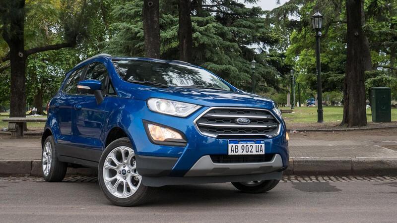 ¿Qué pasará con los Ford Ecosport y Ka?