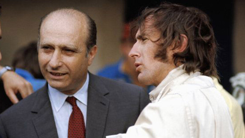 Jackie Stewart vendrá a Argentina para homenajear a Juan Manuel Fangio