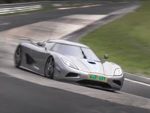 Video: Así prueban las marcas sus vehículos en Nürburgring