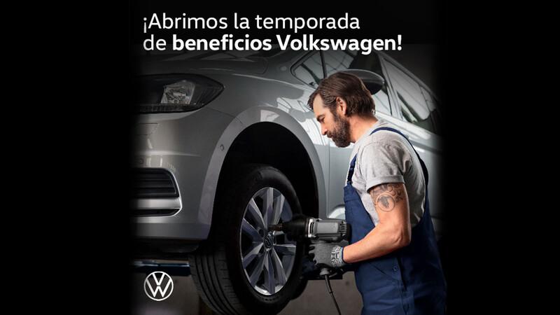 Volkswagen Argentina ofrece una verificación integral gratuita