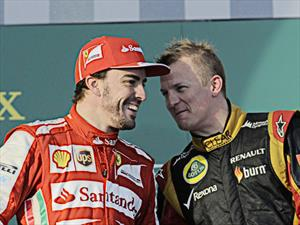 F1: Kimi Raikkonen vuelve a Ferrari