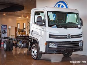 Volkswagen Delivery 6.160 en Chile, bienvenido city truck