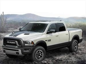 Ram 1500 Rebel Mojave Sand 2017, un pick up de edición limitada