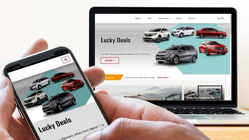 Estas son las marcas de autos con las mejores páginas de internet