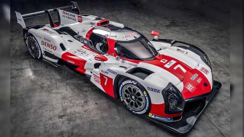 Toyota presenta de forma oficial al vehículo que competirá en el WEC en 2021