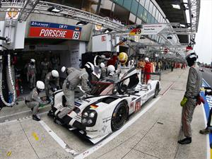 Todos los números de Porsche en las 24 Horas de Le Mans 2015