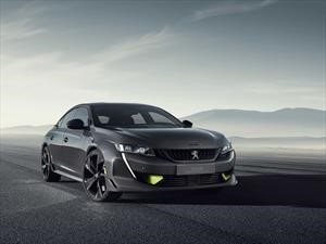 Peugeot 508 Sport Engineered Concept, un sedán electrizante