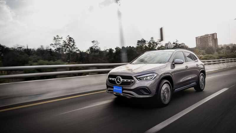 Mercedes-Benz GLA 2021 a prueba, mejoras que le hacían falta