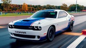 Dodge Challenger Drag Pak 2020, especialista en el cuarto de milla