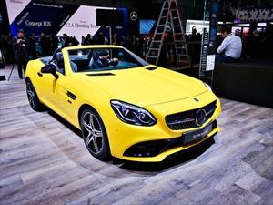 Mercedes-Benz SLC Final Edition, se despide en su color original
