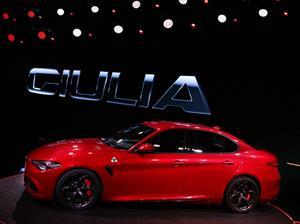 Alfa Romeo Giulia, la nuova macchina italiana