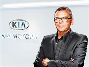 El jefe de diseño de Kia premiado