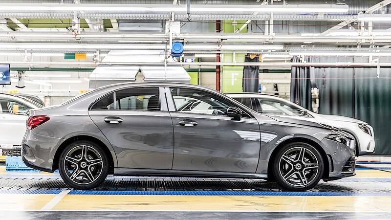 Mercedes-Benz dejará de producir el Clase A y Clase C en México y Estados Unidos, respectivamente
