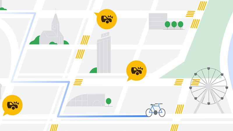 Google Maps usará inteligencia artificial para evitar que el usuario frene brusco