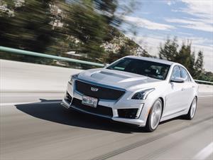Manejamos el Cadillac CTS-V 2016