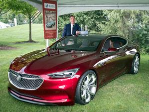 Buick Avista Concept es nombrado como el mejor Auto Concepto de 2016