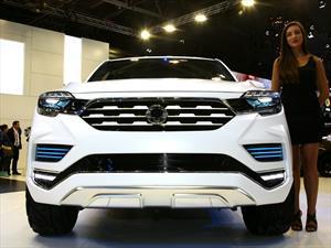 Ssangyong presenta el LIV-2 Concept en París