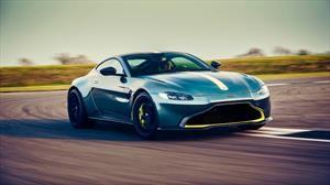 Aston Martin Vantage AMR, magnificencia británica