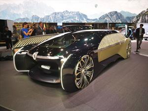 Renault EZ-ULTIMO, la visión francesa de un vehículo autónomo y premium
