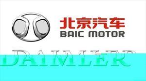 BAIC busca aumentar su participación accionaria en Daimler
