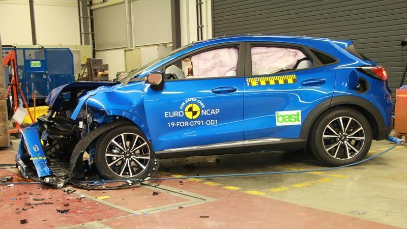Euro NCAP actualiza sus pruebas de seguridad