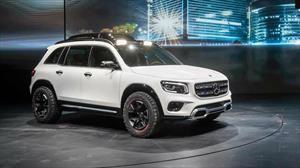 Contrarreloj: la Mercedes-Benz GLB se lanza este año