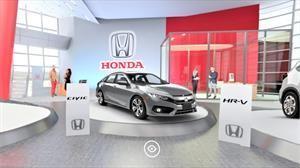 Honda presenta en Colombia su vitrina virtual