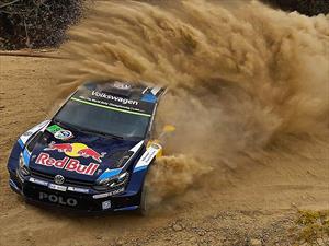 WRC: Volkswagen y Citroën empiezan con el pie derecho en Argentina