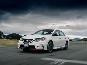 Nissan Sentra NISMO 2018 a prueba