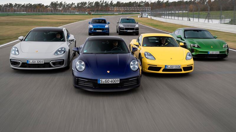 Porsche se quedó a 8,000 autos de alcanzar un nuevo récord de ventas a nivel mundial