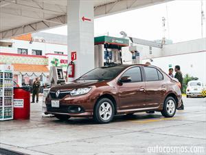 Renault Logan 2015, prueba de consumo en carretera