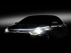 Chevrolet convierte a Onix en marca global