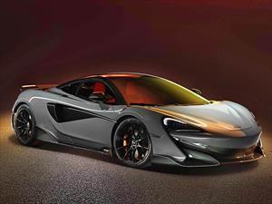 McLaren 600LT: llega el cuarto modelo Sport Series