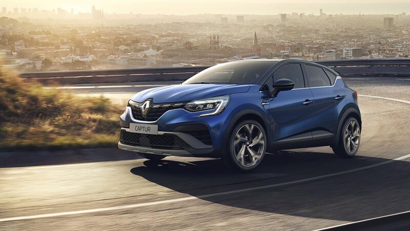 Renault Captur RS Line, en Europa hay deportividad