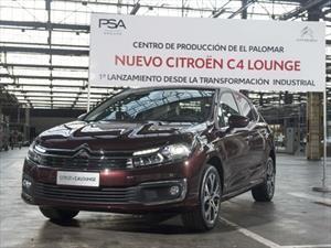 Citroën C4 Lounge anticipa su actualización
