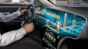 Muy pronto los autos tendrán pantallas 3D
