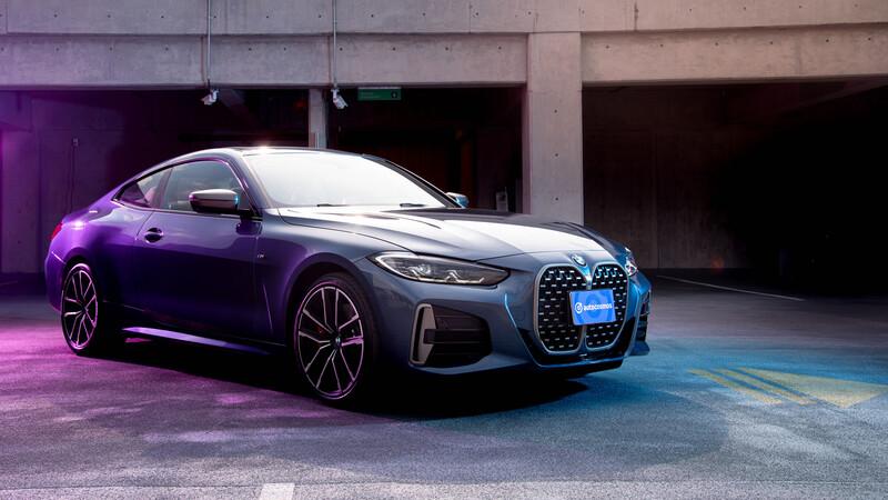 Manejamos el BMW Serie 4 2021