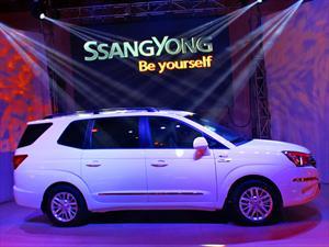SsangYong Stavic 2013: La segunda generación está en Chile
