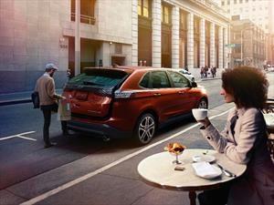 Ford Edge 2017 llega a México desde $629,200 pesos