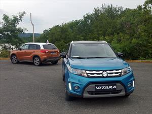 Suzuki Vitara 2016 llega a México desde $264,900 pesos