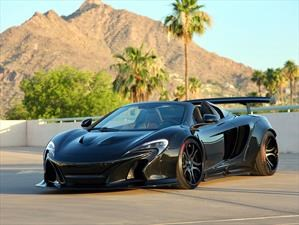 McLaren 650S Spider by Liberty Walk