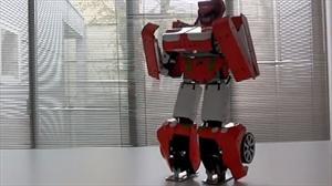 Crean Transformer real de radio control