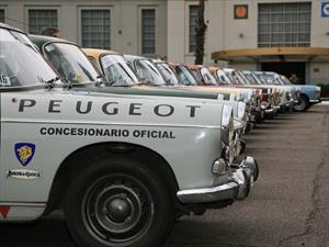 Peugeot Argentina junto al Gran Premio Histórico