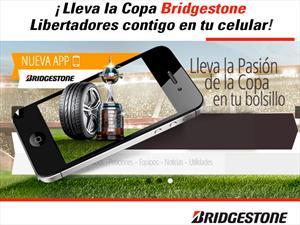 Bridgstone presenta aplicación APP Móvil para la Copa Libertadores