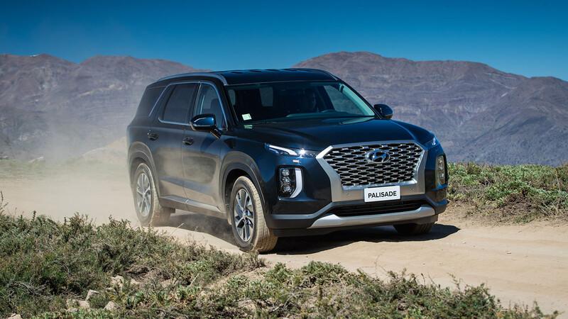 Hyundai Palisade 2021, el gran SUV coreano debuta en Chile