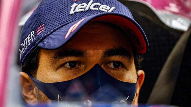 F1: Checo Pérez confirmado en Red Bull…